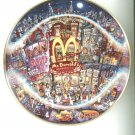 McDonald's Collector Plate Golden Apple By Bill Bell Limited Edition