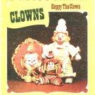 Lot Of 4 Darcie Crochet Dolls Clowns Twins Plus Others