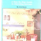 The Complete Stenciler By Jane Gauss #8132 Plaid Step by Step