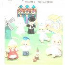 Cupie Do's Volume 2 Felt & Fabric Craft Booklet