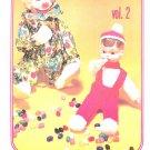 Crocheted Dolls Volume 2 By Darice