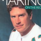 Marino On The Record 0006490697  Dolphins 13