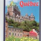 Souvenir Guide Quebec Canada