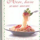 Here Have Some More Cookbook Italian Mary DeStephano 0965763013