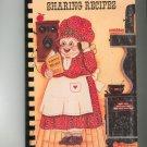 Regional Sharing Recipes Cookbook St. Ambrose Parish New York 1986