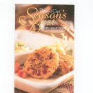 The Pampered Chef Seasons Best Recipe Collection Fall Winter 2005 Cookbook