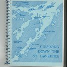 Regional Cruising Down The St. Lawrence Cookbook Point Vivian Park New York
