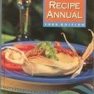 Sunset Recipe Annual 1995 Edition Cookbook 0376026960