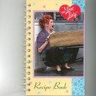 I Love Lucy Recipe Book