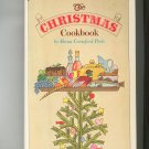 The Christmas Cookbook First Edition Shona Crawford Poole 0689110081