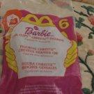 McDonalds Cool Clips Barbie Christie Figurine # 6  Never Opened