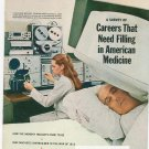 Vintage The American Legion Magazine July 1971 Survey Of Careers That Need Filling Medicine