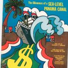 Vintage The American Legion Magazine September 1971 The Dilemmas Of A Sea Level Panama Canal