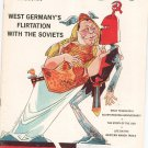 Vintage The American Legion Magazine January 1971 West Germany's Flirtation With The Soviets