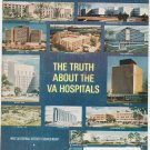 Vintage The American Legion Magazine September 1970 The Truth About The VA Hospitals