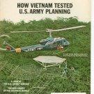 Vintage The American Legion Magazine February 1970 How Vietnam Tested U.S. Army Planning
