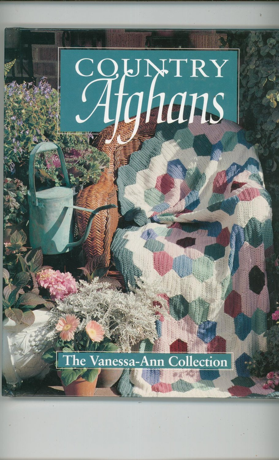 Country Afghans The Vanessa Ann Collection 0848711319