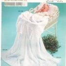 Vintage Bernat Winkin Blinkin & Nod Baby Afghans Book Number 258 1979