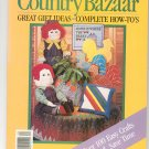 McCall's Creative Crafts Country Bazaar Volume 4