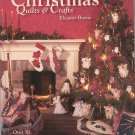 Christmas Quilts & Crafts By Eleanor Burns Quilt In A Day 0922705887 With Patterns