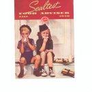The Sealtest Food Adviser Fall 1940 Cookbook Vintage