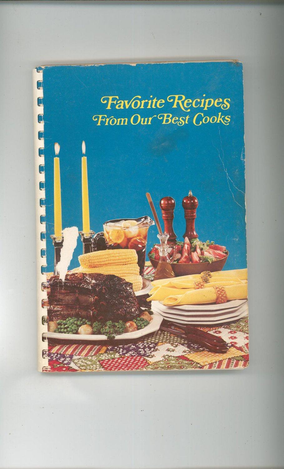 Regional Favorite Recipes From Our Best Cooks Sewing Circle St. Marks Lutheran Church 1979