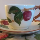 Franciscan Apple Cup & Saucer California