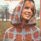 Golden Hands Part 22 Cloak Yourself In Crochet Dressmaking Vintage