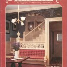 Stenciling Quarterly Number 3 Magazine 1985 Historic