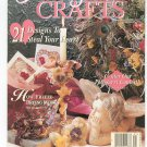 Floral & Nature Crafts Magazine January 1995 Better Homes and Garden Back Issue