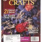 Floral & Nature Crafts Magazine July 1996 Better Homes and Garden Back Issue