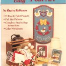 Quick And Easy Folk Art By Sherry Robinson DB115