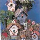 Crafty Bird Houses Book 305 By Sandra Aubruchon Kappie Originals