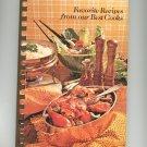 Regional A Book Of Favorite Recipes Cookbook Malta Shrine 25 Geneva NY Masonic Temple
