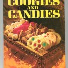 Better Homes & Gardens Cookies And Candies Cookbook 696003708 Vintage