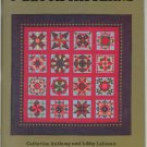 "Quiltmaker's Book Of 6"" Block Patterns By C. Anthony &  L. Lehman 0942786173"