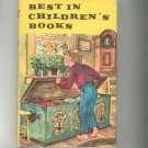 Vintage Best In Children's Books Volume 3 1957 Nelson Doubleday