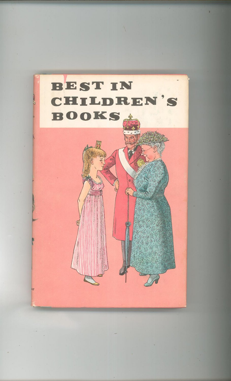 Vintage Best In Children's Books Volume 17 1959 Nelson Doubleday