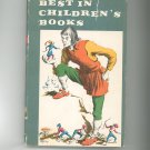 Vintage Best In Children's Books Volume 8 1958 Nelson Doubleday