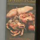 Vintage The Pleasures Of Seafood Cookbook First Edition Rima & Richard Collin 0030139414