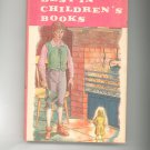 Vintage Best In Children's Books Volume 37 1960 Nelson Doubleday