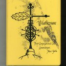 Weathervane Fare Cookbook Regional Church New York