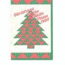 Christmas At The White House 1984 Souvenir Brochure