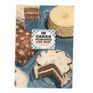 10 Cakes Husbands Like Best Cookbook Spry Round Up Aunt Jenny