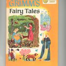 Vintage Grimm's Fairy Tales & Babar The King Dandelion Library Hard Cover
