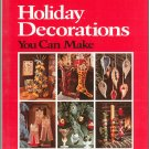 Better Homes And Gardens Holiday Decorations You Can Make 69600710x  Vintage