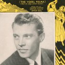 Toolie Oolie Doolie Sheet Music Yodel Polka Vintage Chas K. Harris Music Pub. Co.