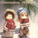 Christmastime For Singing Music Book