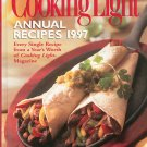Cooking Light Annual Recipes 1997 Cookbook 0848715284 Hard Cover
