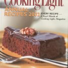 Cooking Light Annual Recipes 2002 Cookbook 084872450x Hard Cover